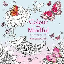 Colour Me Mindful Butterflies Paperback