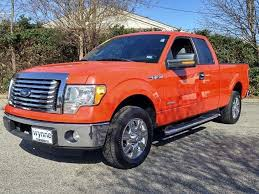 100 Trucks For Sale In Hampton Roads Used 2012 D F150 VA 104514A