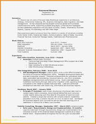 100 Basic Resume Example How To Write A Simple Unique Insurance