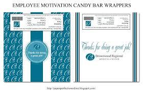 Bat Candy Bar Wrapper Template Employee Appreciation Wrappers Mini