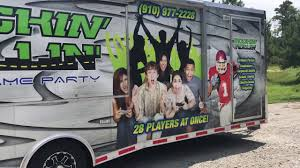A Walk Around Of A 2017 Mobile Video Game Theater - YouTube Find A Video Game Truck Near Me Birthday Party Trucks Parties The Jewish Community Center Of Greater Columbus Mr Room Ohio Mobile And Laser Tag Buckeye 14 Photos Rental 341 S 3rd Closed Taco In Photo Gallery House Gamez Woodland Hills Ca Childrens Festival 2017 Presented By Meijer