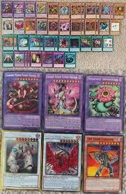 Yugioh Fiend Deck Ebay by Yu Gi Oh Player Built Decks 183453 Shiranui Deck W Plaguespreader