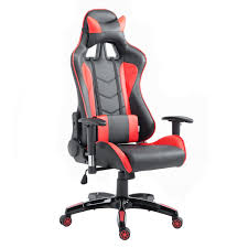 Video Rocker Gaming Chair Amazon by Amazon Com Giantex High Back Executive Racing Reclining Gaming