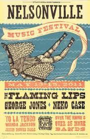 Bluegrass Festivals Posters