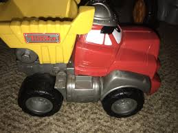 99 Chuck The Talking Truck Find More Tonka Dump For Sale At Up To 90 Off