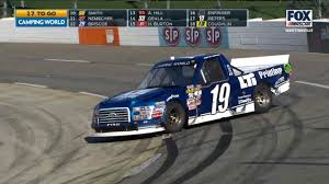 NASCAR Camping World Truck Series 2017. Martinsville Speedway. Bell ... 111015nrcampingworldtrucksiestalladegasurspeedwaymm 2018 Nascar Camping World Truck Series Paint Schemes Team 16 Round 2 Preview And Predictions 2017 Michigan Intertional Martinsville Speedway Bell 92 Topical Coverage At The Fox Sports Elevates Camping World Truck Series Race Johnson City Press Busch Charges To Win Mom Ism Raceway Nextera Energy Rources 250 Daytona Photos