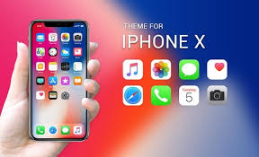 Theme for New iPhone X HD ios 11 Skin Themes Android Apps on