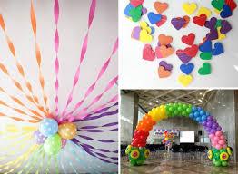 decoration pour anniversaire décoration anniversaire enfant idées pour fêtes d enfants