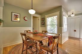 Dining Room Wall Art Ideas Craftsman With Home Remodeling Craftsma