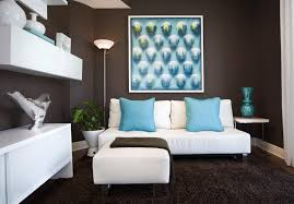 living room aqua living room decorating ideas blue and brown