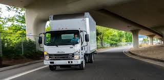 100 24 Foot Box Trucks For Sale Isuzu NSeries Diesel