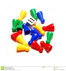 Game Pieces Clip Art Clipart