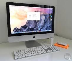 ordinateur apple de bureau apple imac pouces ordinateur offres mai clasf