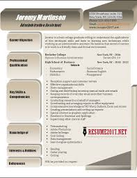 Administrative Assistant Resume Template 2017