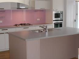 Glass Splashbacks Painted Kitchen Bathroom