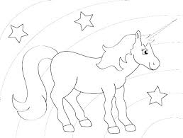 Spirit Horse Coloring Pages For Unicorn Sheets Rainbow Page Fashionable Sheet Cute Pag