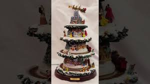 Thomas Kinkade Christmas Tree Wonderland Express by The Wonderful World Of Disney Christmas Tree By Bradford Exchange