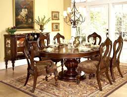 Extraordinary Highland Dining Table Ashley Furniture Ideas Le Within Tearing Round