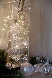 Simon Pearce Christmas Tree Dish by Simon Pearce Set Of Six Green Glitter Glittery Votive Candles New