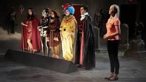 Halloween Wars Judges Season 5 by Face Off Recap U2013 Trick Or Treat Syfy Wire