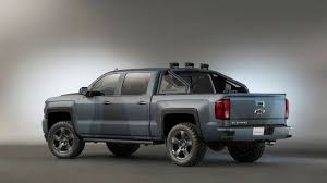 100 Truck Light Rack 2016 Chevy Silverado SpecOps Pickup Truck News And Availability