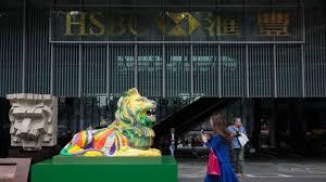 hsbc siege hong kong stocks dragged by hsbc s worst slump since brexit