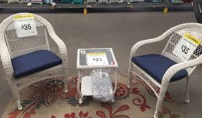 Walmart Wicker Patio Dining Sets by Outdoor Living Clearance At Walmart 15 Fire Pits 19 Dining