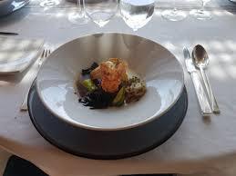 agastache cuisine langoustine et agastache picture of hotel restaurant regis