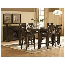 Homelegance Crown Point Counter Height Dining Table