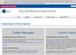 Home Flmmis Florida Medicaid Portal Sign In Websites Home Flmmis