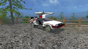 DELOREAN TIME MACHINE V1.0 CAR - Farming Simulator 2019 / 2017 ... Murata Drew A Monster Truck Delorean Onepunchman Wcncs Larry Sprinkle Talks W Rich Weisnsel About His Monster Truck Time Attack 2 Races 56661and 56628 Delorean Dmc12 Batman Adroll Delorean Photos First Rate Information Jay Leno Gets Huge Massive Insane Air In Delorean1xcarjpg 51842916 Golf Cars Pinterest Cars The Trucks Were Made By A Rocket Fuel Company Man Builds Custom And Limousine This Badass Doesnt Need Roads Either 2000 Ford Excursion Deadclutch