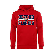 Youth Fanatics Branded Red Florida Panthers Hometown Collection