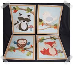 Woodland Creatures Nursery Bedding by 86 Best Baby Images On Pinterest Woodland Animals Woodland