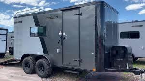 100 Hunting Travel Trailers The Ultimate Hunting Trailer The Colorado Off Road Trailer