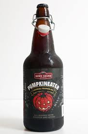Imperial Pumpkin Ale by Howe Sound Pumpkineater Imperial Pumpkin Ale Pumpkins Lakes And