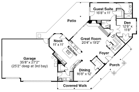 30 X 30 House Floor Plans by Craftsman House Plans Rutherford 30 411 Associated Designs