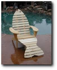 Woodworking Plans by Adirondack Fish Chair Woodworking Plans