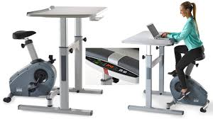 Lifespan Treadmill Desk Gray Tr1200 Dt5 by Manual Height Adjustable Table For Use With Treadmills Ad Exercise