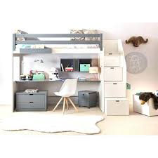 chambre avec lit superposé lit superposac bureau ikea lit superpose 90 200 lits superposes 90