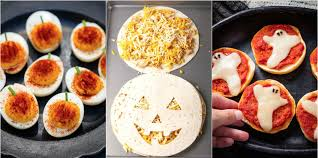 Ideas For Halloween Finger Foods by 20 Easy Halloween Appetizers Best Recipes For Halloween