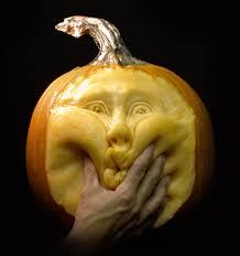 Great Pumpkin Blaze Address by Giant Pumpkin Sculptures At The Great Jack U0027o Lantern Blaze Bored