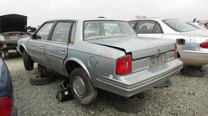 100 Craigslist New Orleans Cars And Trucks Junkyard Find 1982 Oldsmobile Cutlass Ciera The Truth About