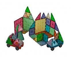 buy magna tiles frost colors 50pc grand prix set online at low