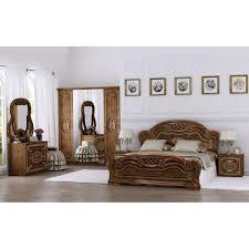 schlafzimmer lara in walnuss 6 teilig