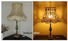Licious How To Make A Simple Lamp Shade