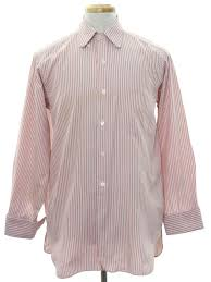 retro thirties shirt 30s h hyman and son chicago mens pink