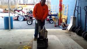 Clarke Floor Sander Edger Super 7r by Clark Drum Sander Ebay List 300864797232 Youtube