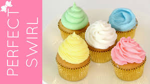 How To Frost A Cupcake Part 1 Perfect Bakery Swirl Lindsay Ann Bakes