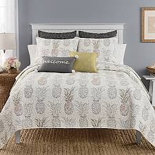 Heritage Breezes Pineapple Quilt Bed Bath & Beyond