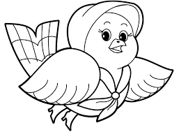 Colouring Pages For Kids Animals 20